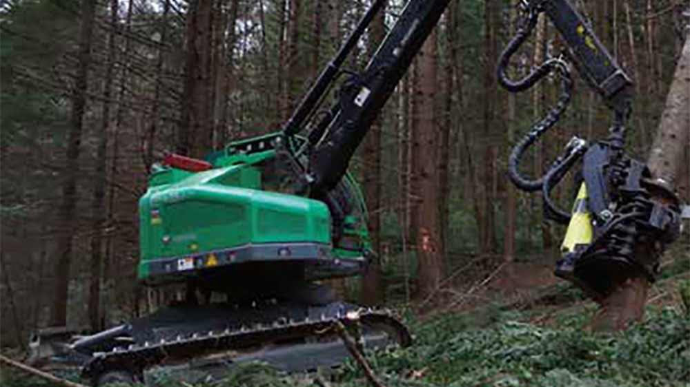 Neuson Forest 243HVT